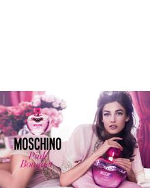 Moschino Pink Bouquet. Фото 2