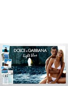 Dolce&Gabbana Light Blue Living Stromboli. Фото 3
