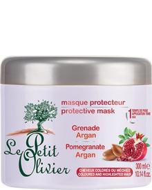 Le Petit Olivier - Nourishing Mask Pomegranate Argan