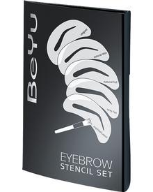 BeYu - Eyebrow Stencil Set
