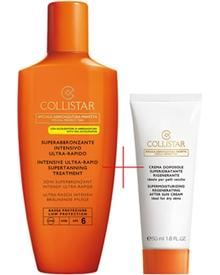Collistar - Iintensive Ultra-rapid Supertanning Treatment SPF 6 + After Sun Cream