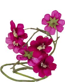 Durance - Refill Scented Flower Guirlande Rose