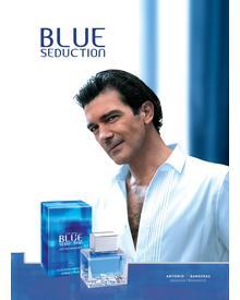 Antonio Banderas Blue Seduction for Men. Фото 1