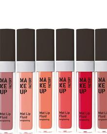 Make up Factory Mat Lip Fluid. Фото 2