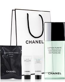 CHANEL - Lotion Purete Fresh-Mattifying Toner Set