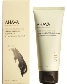 AHAVA - Dermud Intensive Foot Cream