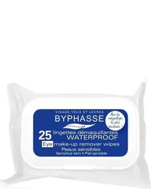 Byphasse - Waterproof Make-up Remover Wipes Sensitive Skin