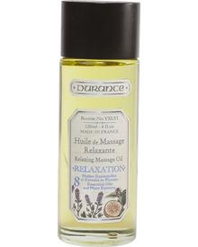 Durance - Relaxing Massage Oil