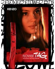 Kenzo Flower Tag Eau de Parfum. Фото 4
