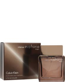 Calvin Klein Euphoria men Intense. Фото 2