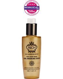 RICH Pure Luxury Argan Curl Enhansing Cream. Фото 5