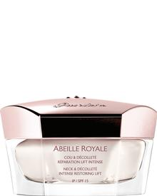Guerlain - Abeille Royale Intens Restoring Lift Neck&Decollete Cream SPF 15