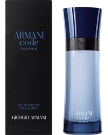 Giorgio Armani Code Colonia. Фото 2