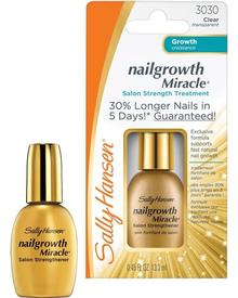Sally Hansen - Nailgrowth Miracle Salon Strength Treatment