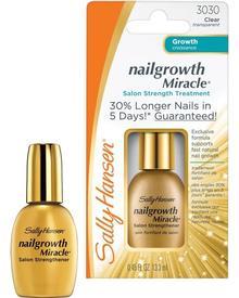 Sally Hansen - Nailgrowth Miracle Salon Strength Treatment