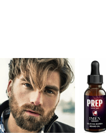 PREP For Men Beard Oil. Фото 1