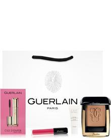 Guerlain - Parure Gold Radiance Powder Set