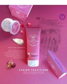 Treets Traditions Relaxing Chakra's Foaming Shower Gel. Фото 1