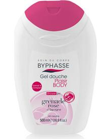 Byphasse - Plaisir Shower Gel new