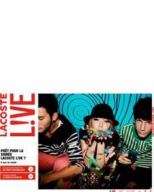 Lacoste Lacoste Live. Фото 1