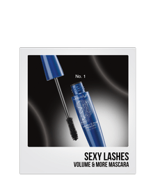 Misslyn Sexy Lashes Volume & More Mascara. Фото 2