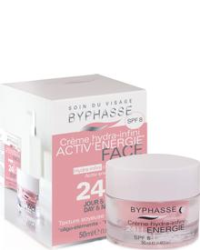 Byphasse Hydra Infini Cream 24h Day And Night. Фото 1