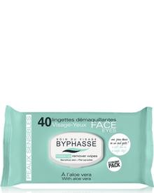 Byphasse - Make-up Remover Wipes Aloe Vera Sensitive Skin
