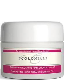I Coloniali - Velvelting Hand Cream with Rice Bran oil