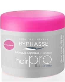 Byphasse - Hair Pro Hair Mask Liss Extreme Rebellious Hair