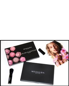 MESAUDA Blush & Contour Palette. Фото 7