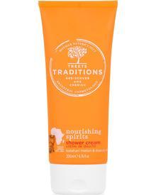 Treets Traditions - Nourishing Spirits Shower Cream