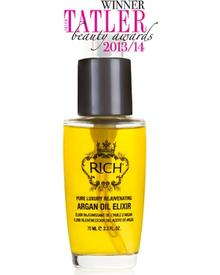 RICH Pure Luxury Rejuvenating Argan Oil Elixir. Фото 4