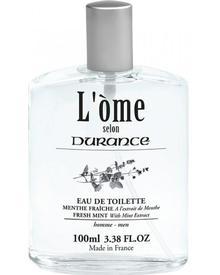 Durance - Eau de Toilette Fresh Mint L'Ome