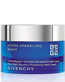 Givenchy - Hydra Sparkling Night Repair Recovery Moisturizing Mask & Cream