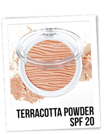 Misslyn Terracotta Powder SPF 20. Фото 2