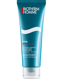 Biotherm - Homme T-Pur Anti Oil & Wet Purifying Cleanser