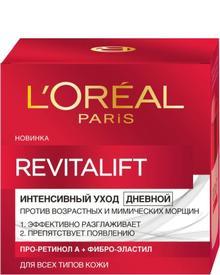 L'Oreal Крем для кожи лица Revitalift. Фото 1
