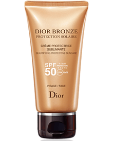 Dior - Bronze Beautifying Protective Suncare Face SPF50