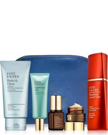 Estee Lauder - Nutritious Vitality8 Night Radiant Overnight Detox Concentrate Set