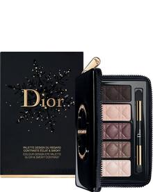 Dior - Glow and Smoky Contrast Palette