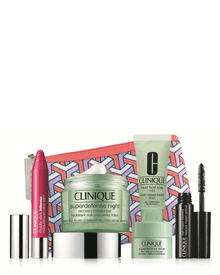 Clinique - Superdefense Night Recovery Moisturizer Set