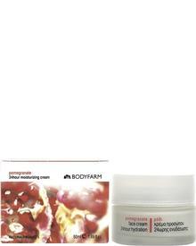 BODYFARM - 24Hour Moisturizing Cream, Pomegranate