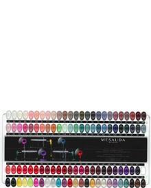 MESAUDA Gel Polish Nail Colour Mini. Фото 3