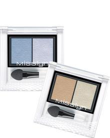 Misslyn - High Shine Duo Eyeshadow