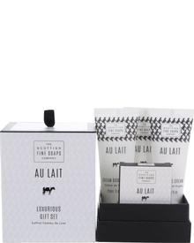 Scottish Fine Soaps - Au Lait Pamper Kit