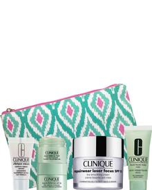 Clinique - Repairwear Laser Focus SPF 15 Set
