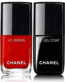 CHANEL - Le Duo Vernis Longue Tenue