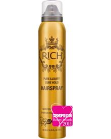 RICH Pure Luxury Sure Hold Hairspray. Фото 2