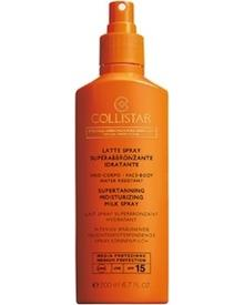 Collistar - Supertanning Moisturizing Milk Spray SPF 15