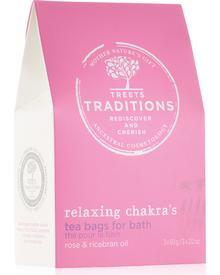 Treets Traditions - Relaxing Chakra's Bath Tea